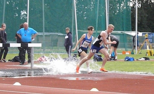 Athletics Success for Ben