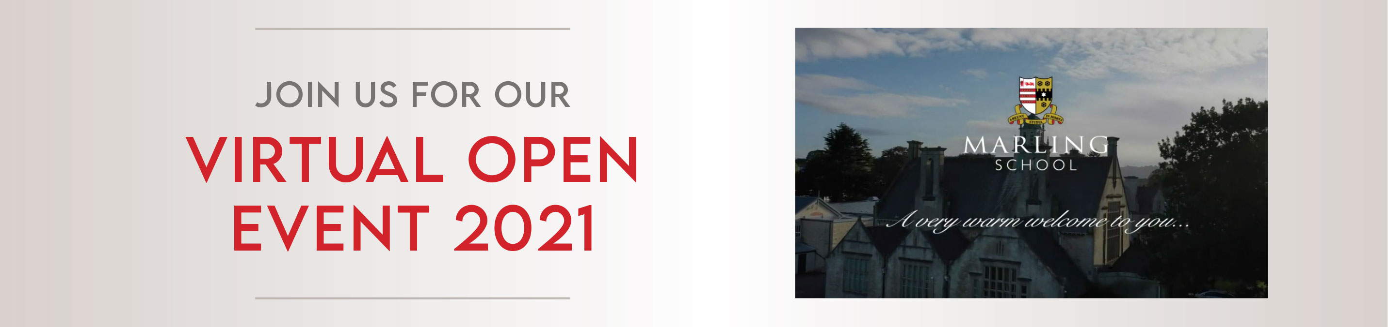 Virtual Open Event 2021